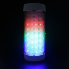 Pulse Portable Wireless Bluetooth Speaker Support FM U-disck TF Card 360 LED lights Outdoor Amplifier Surround Boombox