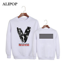 ALIPOP Kpop Korean Bigbang 3rd Album GD G-Dragon TOP MADE THE FULL Cotton Hoodies Clothes Pullovers Sweatshirts PT330 - Youpop Stationery Shop store