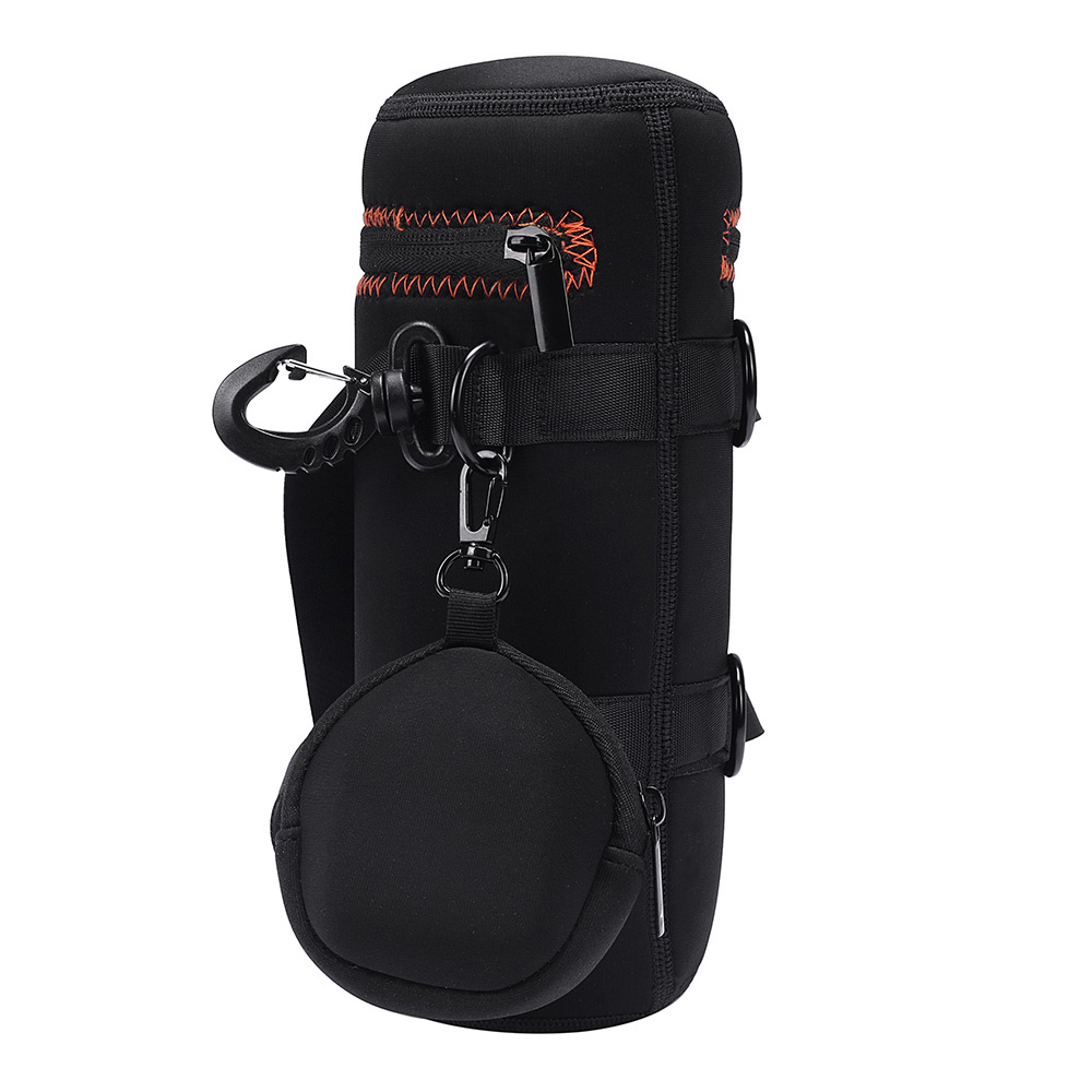 2017 Newest Soft Travel Pouch Bag Sleeve Cover Case For JBL Pulse 3 Wireless Bluetooth IPX7 Waterproof Speaker and Charger