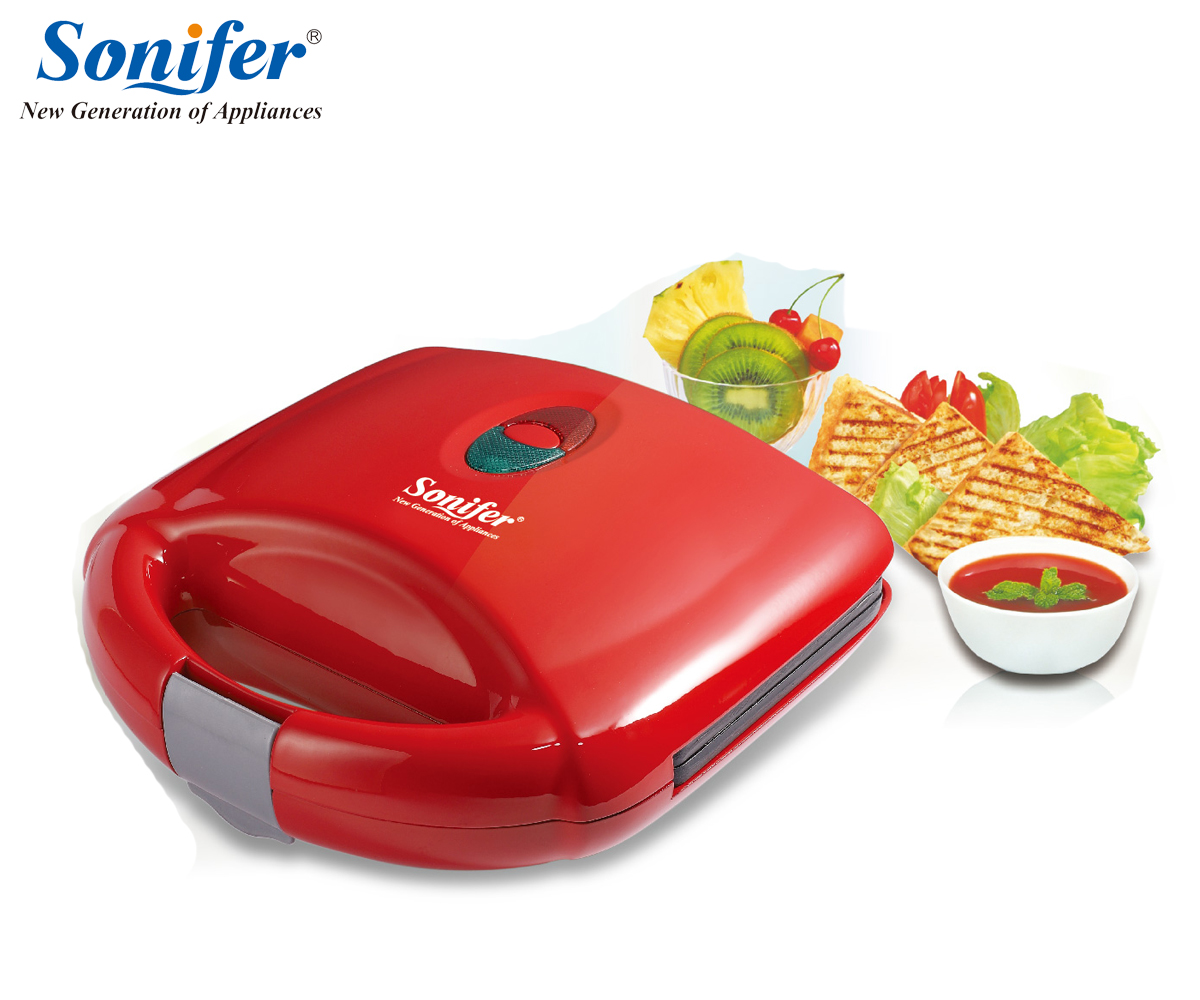 220V Colorful Electric Sandwich Maker Electric Sandwich Iron Machine Bubble Egg Cake Oven Breakfast Machine Sonifer<br>