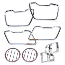 beler 8Pcs /Set Car Chrome Steering Wheel + Air Vent Cover Trim Kit Left Hand Driver For Kia Sportage R 2011 2012 2013 2014 2015