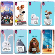 347GH The Secret Life of Pets Hard Transparent Case Cover for Lenovo S850 S850T S60 S90 A536 A328 A328T A1000 vibe p1