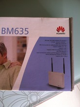 Huawei BM635 3400-3600Mhz 3.5G Wimax CPE Router