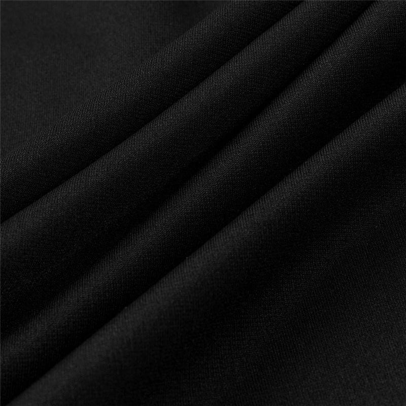 Adogirl Black Mesh Cape Bodycon Party Dresses Elegant Ladies Pencil Office Dress High Quality Cheap Work Wear Vestido De Festa 13