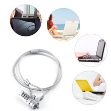 Laptop Combination Notebook Security Lock Cable Chain Theft Deterrent 4 Digit Password For Notebook PC
