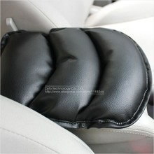 New Car Auto Center Armrest Console Box Cover Arm Rest Seat Protective Pad Soft PU Mats Cushion Universal