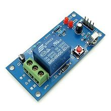 1PCS 5V 1 Channel Infrared Remote Control Relay Module Learning IR Switch