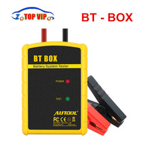 2017 Offical AUTOOL BT BOX Car Battery tester Support Android/ISO Powerful Function Automotive Battery Analyzer Diagnostic Tool(China)