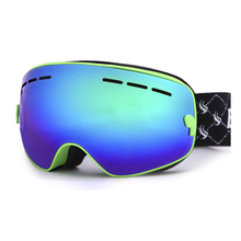 Kids Ski Goggles Double UV400 Anti-fog mask glasses skiing Girls Boys Snowboard goggles(China)