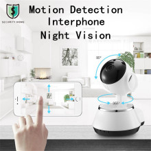 Home Security IP Camera WiFi Camera Video Surveillance Camera 720P Night Vision Motion Detection P2P Camera Baby Monitor Zoom