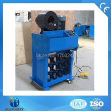 CE Computer Type BNT91B high pressure rubber hose crimping machine