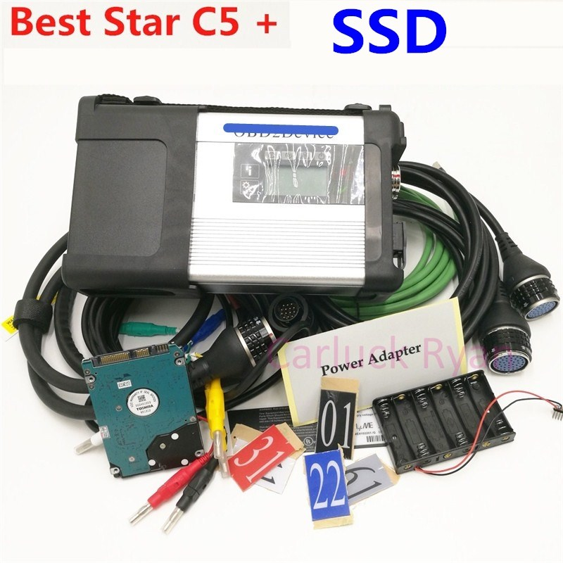 SKU C5 SSD_
