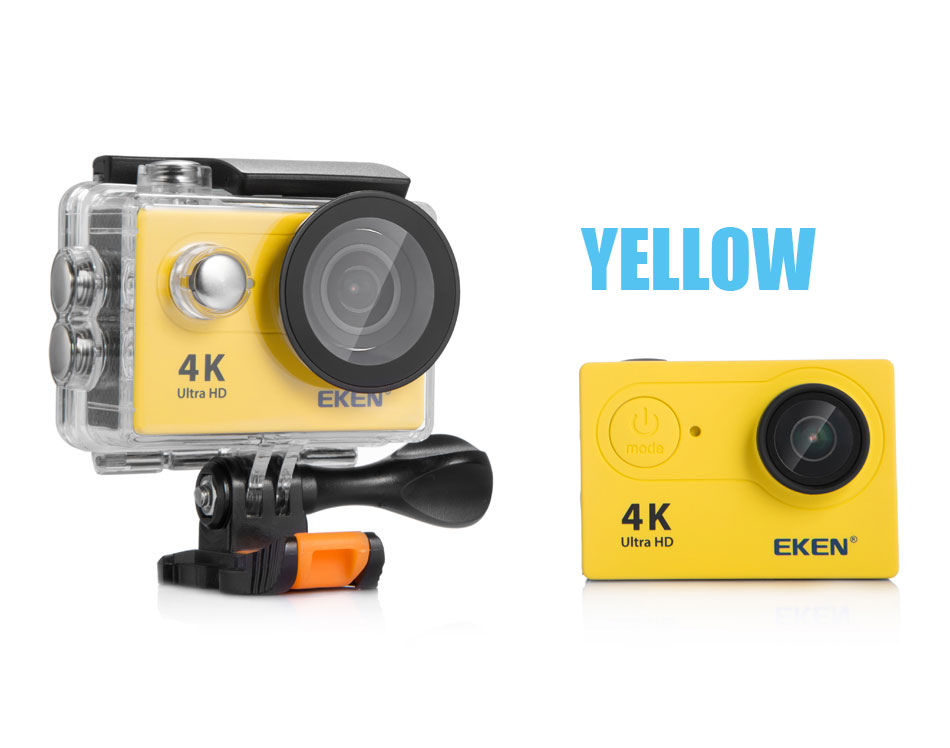 New Arrival!Original Eken H9R / H9 Ultra HD 4K Action Camera 30m waterproof 2.0' Screen 1080p sport Camera go extreme pro cam 25