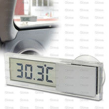 Mini Indoor Awesome LCD Digital Display Room Temperature Meter Thermometer(China)