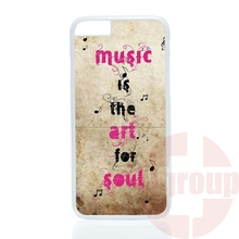 For Iphone 4 4S 5 5S 6 Plus 1d music quote cute For Samsung Galaxy J1 J2 J3 J5 J7 2016 Core 2 S Win Xcover Trend Duos Grand