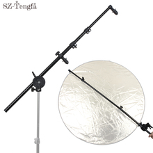 "24""-66"" Reflector Arm Support Studio Photo Holder Bracket for Reflector Light stand"