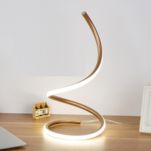 new brief style LED table lamp modern LED light fixturs AC110V 220V 12W living room reading room table lights(China)