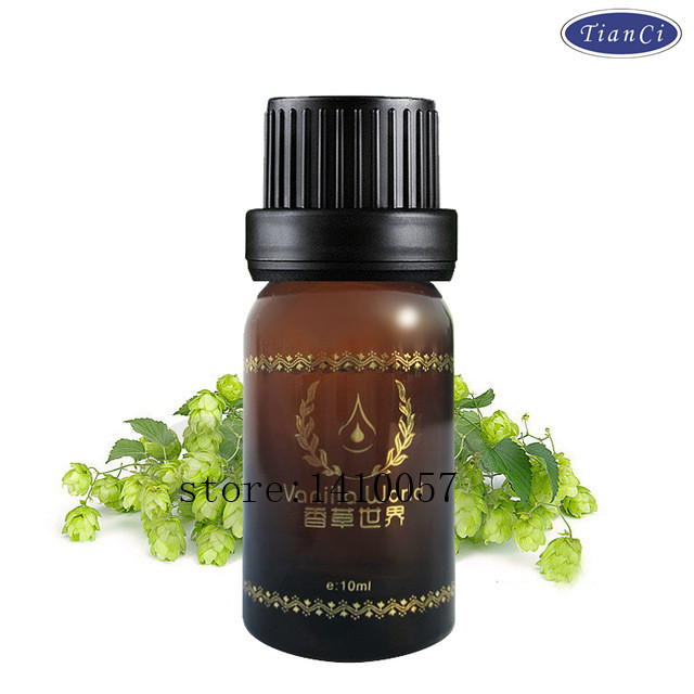 5ml Hops unilateral oil bag mail Heat clearing and detoxifying clean the skin whitening anti wrinkle essential oil<br><br>Aliexpress