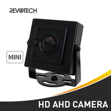 AHD HD 720P / 1080P Camera Mini Type 3.7mm Lens Indoor 1.0MP / 2.0MP Metal Security Camera CCTV Cam