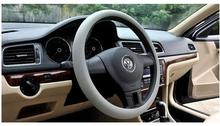 car-styling steering-wheel car-covers for chevrolet lacetti audi a6 c5 passat b6 volkswagen polo bmw e39 accessories(China)