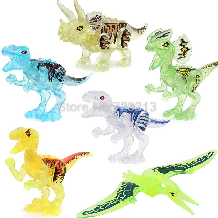 Toys & Hobbies Lot Of Small Dinasaurs B22