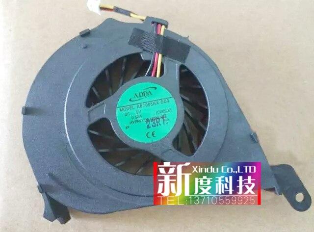 ADDA AB7005HX-DD3, CWBLX DC 5V 0.50A    Server Bare fan<br>