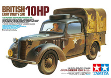 Military Assembly Model Armored Vehicles Chariot Vehicles 1:35 World War II British Light General Truck 35308