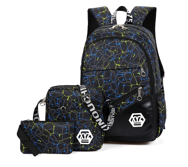 حقائب مدرسية عالية الجودة قماش 32