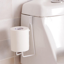 Toilet Paper Holder Tissue Roll Hanger with Hook