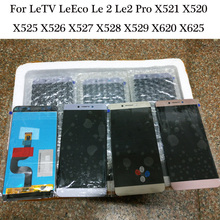 LCD Display + Touch Screen Digitizer Assembly NEW For LeTV LeEco Le 2 Le2 Pro X520 X521 X522 X525 X526 X527 X625 X529 X620 X621(China)