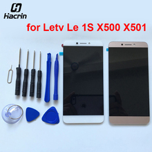 hacrin Leeco Le 1S X500 LCD Screen FHD 5.5inch lcd display + Touch Panel Replacemnet Letv Le 1S X500 X501 X507 X509