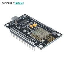 ESP8266 CH340G CH340 G NodeMcu V3 Lua Wireless WIFI Module Connector Development Board Based ESP-12E Micro USB Repalce CP2102