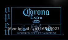 LA035- Corona Beer OPEN Bar   LED Neon Light Sign     home decor  crafts