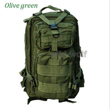 Military Tactical Camouflage Assault Molle Backpack Hydration Pack 3P Outdoor Sports  Camping Hiking Travel Wild Survival Bag