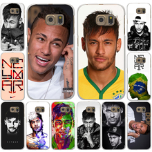 Brazil Neymar da Silva Santos Football Case for Samsung Galaxy A3 A5 A7 A8 J3 J5 J7 2015 2016 2017 & Grand Prime 2 Note 4 3