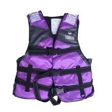 Free shipping Outdoor Professional Swimwear Swimming jackets Life Jacket Water Sport Survival Dedicated Life Vest child purple