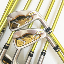 New mens Golf clubs irons HONMA IS-05 3 star Golf irons 5-11 AW,SW graphite golf shaft R S SR flex irons clubs  Free shipping