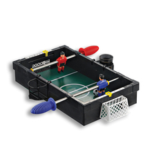 Funny Mini Size Table Soccer Competition Triumph Game Accessory for Drinking Game Rooms Bed Rooms College Dorms