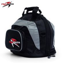 PRO-BIKER Motorcycle Helmet bag Motocross Racing Package Portable Luggage Bag Top Case, X-009, Free Shipping(China)