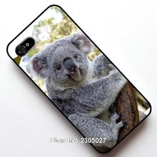 Koala holding tigh on a tree branch cellphone Case Cover for iphone 5s 5c SE 6 6s 6plus 7 7plus Samsung galaxy note7 s3 s4 s5