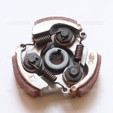 Clutch Pads Pad with Keyway 47cc 49cc 2 Stroke Mini Moto Pocket ATV Quads Super Dirt Bike Minimoto Motorcycle Motorbike Parts