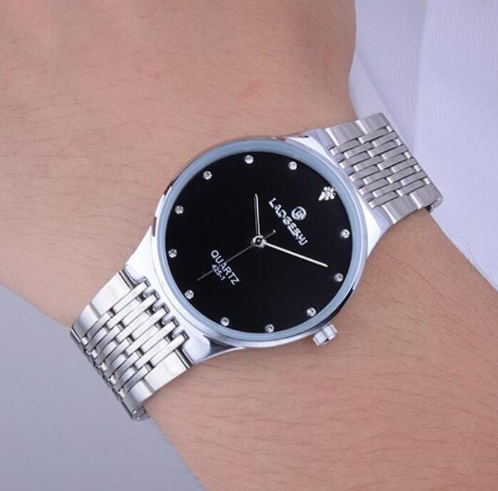 Relogio masculino High-quality waterproof brand full stainless steel Men watch women casual Dress Mechanical watches<br>