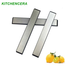 3 Pcs a set Professional Fixed Angle Diamond Kitchen Knife Sharpener Stones Whetstone 240# 600# 1000#