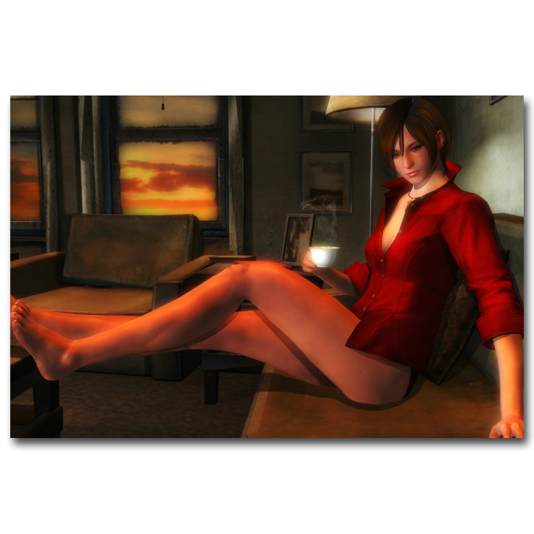 Arkham city nude skin erotic photo