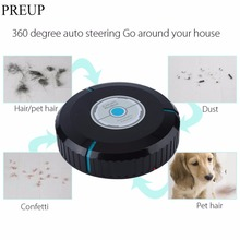 2017 High Quality Home Auto Cleaner Robot Microfiber Smart Robotic Mop Dust Cleaner Cleaning-black In Stock Drop Shipping