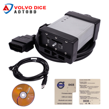 2017 Newest Version 2014D for volvo Vida Dice Diagnostic Tool Vida Dice Pro For Volvo free shipping Dice Vida interface(China)