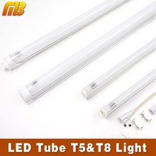 LED Tube T5 T8 Light 220V 230V 240V 30cm 60cm 5W 10W LED Fluorescent Tube T5 Wall Lamps Cold White T5 Bulb Light night light