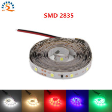50cm 1m 2m 3m 5m SMD2835 Led strip light 60leds/m Flexible lamp belt Super bright 12v DC Red Bule Warm White