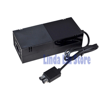 High Quality 100v~240v 47/63HZ AC Adapter Power Supply Cord for XBOX ONE XBOXONE AC Adapter Charger US EU Plug