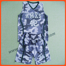 custom made basketball team uniforms with team logo and number